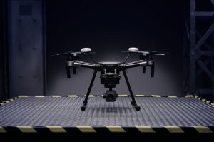 POMIARY DRONEM