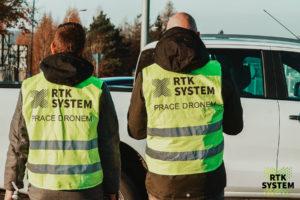 RTK SYSTEM EMLID ODBIORNIKI GNSS REACH2 ORTOFOTOMAPA